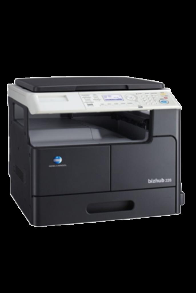 Location d'imprimantes A4 noir et blanc avec Koesio