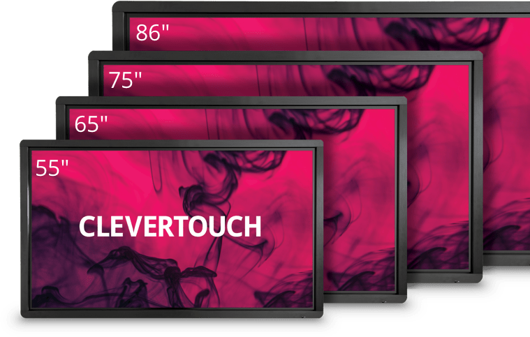 L'écran interactif tactile pour renforcer l'impact de vos réunions