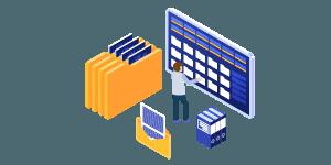 Gestion électronique des documents