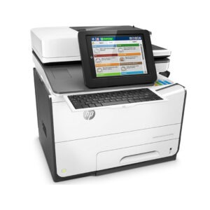 HP+Photocopieur+A4+COULEUR+HP PageWide Managed Color MFP E58650dn
