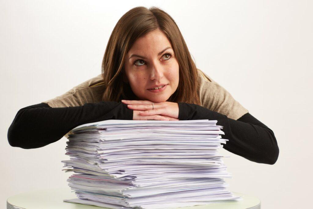dematerialisation des documents