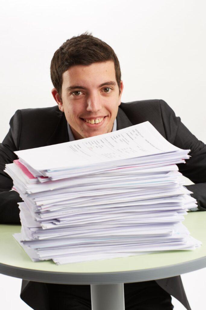 Intégration comptable des factures