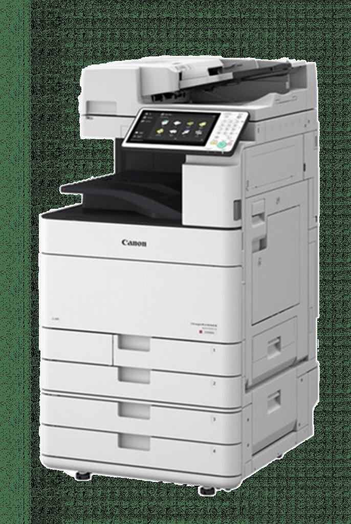 La location de photocopieurs multifonctions A3 noir avec Koesio