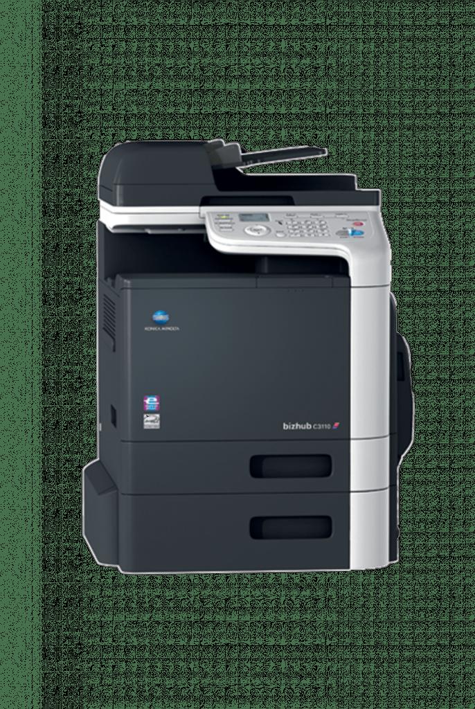 La location de photocopieurs multifonctions de bureau A4 noir avec Koesio
