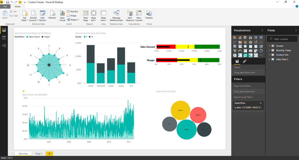 Koesio: Visualisez vos données d'enteprise avec Power BI