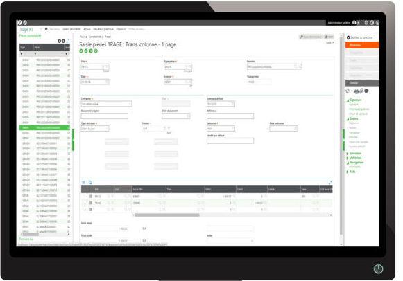 Koesio: Sage X3, l'ERP pour les PME/ETI
