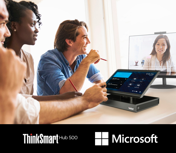 Quadria   Lenovo ThinkSmart Hub 500