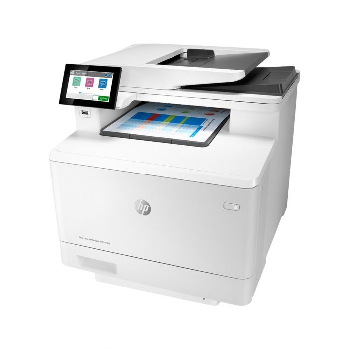 HP+Photocopieur+A4+COULEUR+HP Color LaserJet Managed MFP E47528f