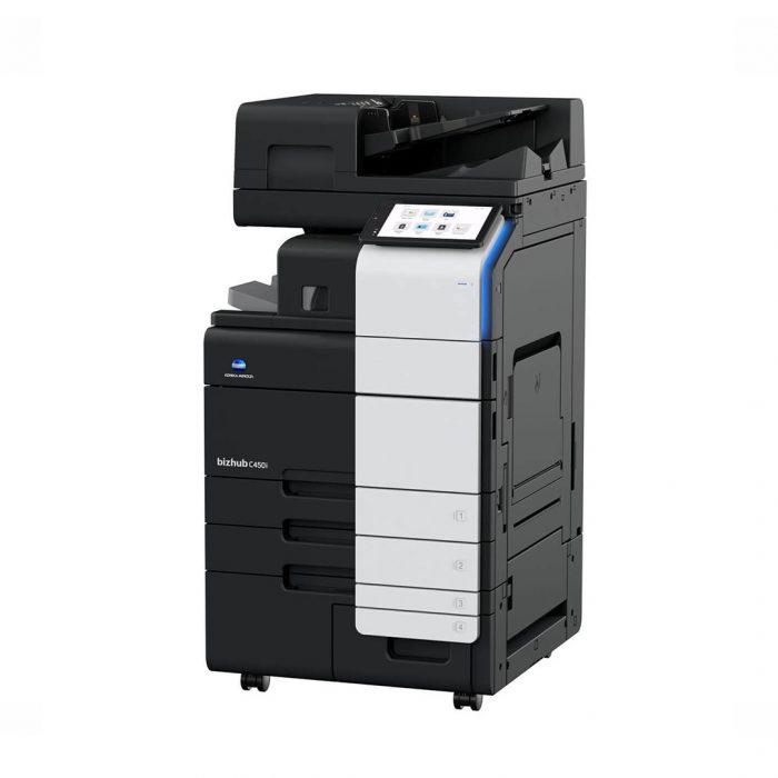 KONICA-MINOLTA+Photocopieur+A3+COULEUR+BH C450I