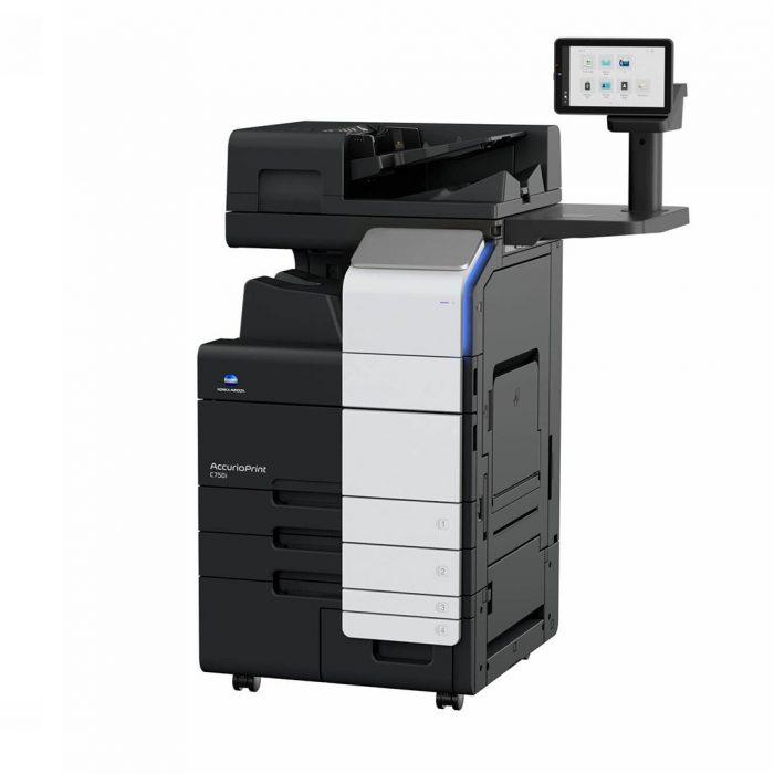 KONICA-MINOLTA+Photocopieur+A3+COULEUR+BH C750I