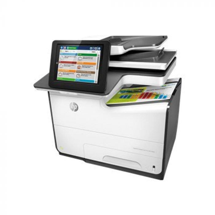 HP+Multifonction +A4+COULEUR+HP PageWide Managed Color Flow MFP E58650z