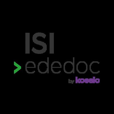 isi ededoc, solution d'envoi de documents dématérialisés